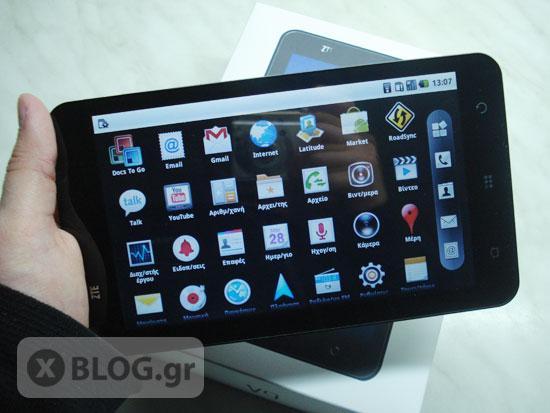 ZTE V9 Pad tablet