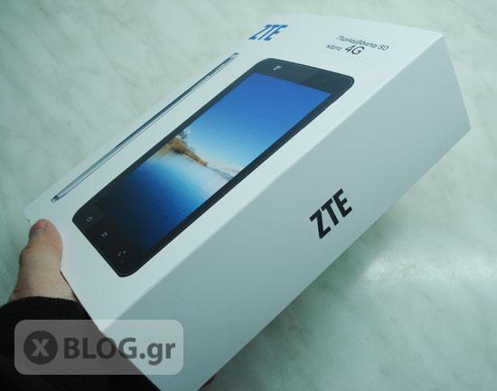ZTE V9 Pad Unboxing