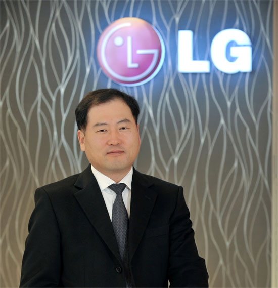 Don Kwack, CEO στην LG Electronics Ελλάς