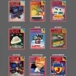 Δες τα εξώφυλλα όλων των περιοδικών Πληροφορικής από το 1983 μέχρι σήμερα!