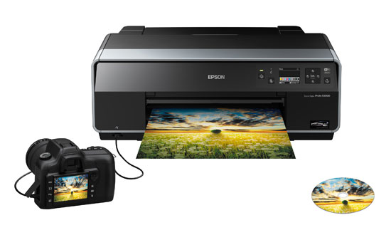 Εκτυπωτής Epson Stylus Photo R3000
