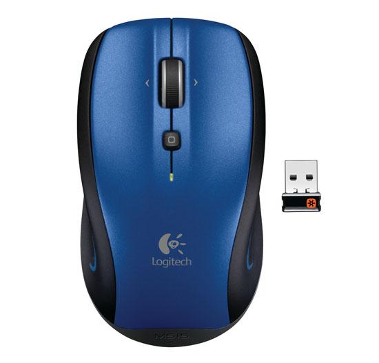 Logitech Wireless M515, Ποντίκι για χρήση στον καναπέ