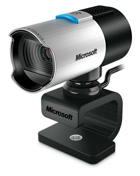 Full HD Web Camera, Microsoft LifeCam Studio