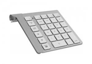 Bluetooth αριθμητικό πληκτρολόγιο (Num Pad)