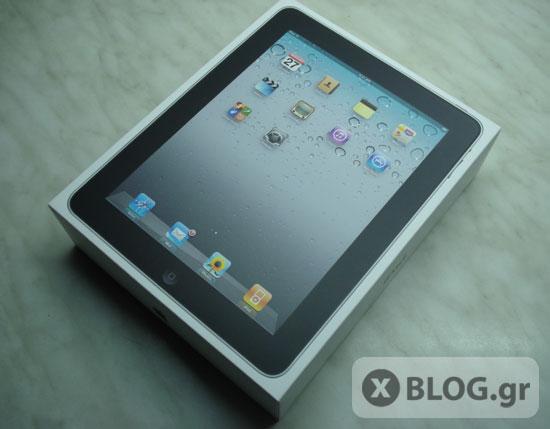 Apple iPad Unboxing