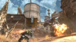 Halo Reach Defiant Map Pack για Xbox 360 (Unearthed)