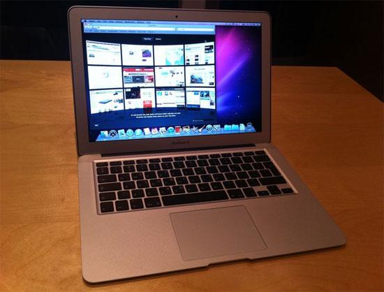 MacBook Air: Το πρώτο μου Mac