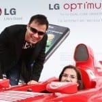 Εκδήλωση της LG για την παρουσίαση του Optimus 2X