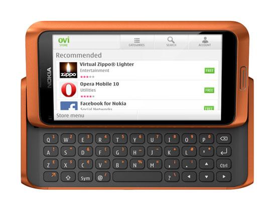 Nokia Ovi Store, 5 εκατομμύρια downloads την ημέρα!