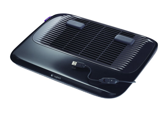 Logitech Cooling Pad N200: Βάση για να... Δροσίζεις το Laptop σου!