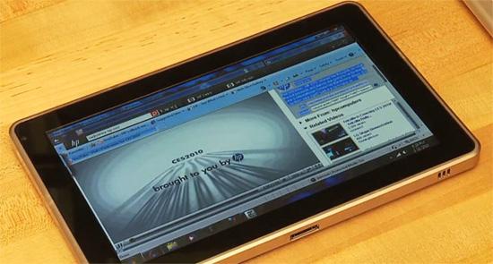 Windows Slate PCs, για να έχεις ένα πλήρες κινητό γραφείο