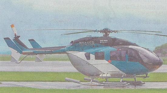 Ένα hi-tech ελικόπτερο 13,5 εκατ. δολαρίων για τον Θόδωρο και τη Γιάννα Αγγελοπούλου!