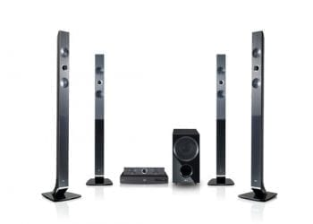 LG HX966TZ, Νέο 3D Blu-ray Home Theater
