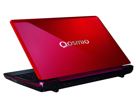 Toshiba Qosmio F750 3D: Laptop με τεχνολογία 3D χωρίς γυαλιά!