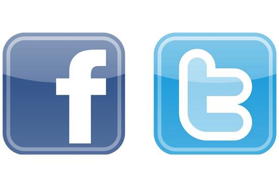 Νέο ρεκόρ επισκεψιμότητας για Facebook και Twitter