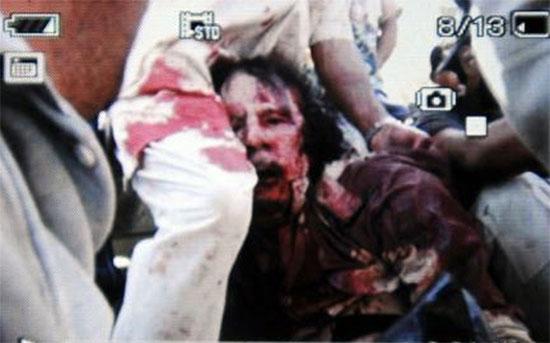 Νεκρός ο Μουαμάρ Καντάφι