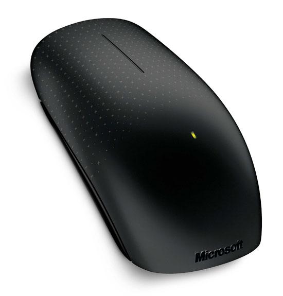 Νέο Microsoft Touch Mouse με τεχνολογία multitouch