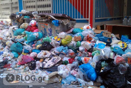 Έληξε η απεργία της ΠΟΕ-ΟΤΑ | Αποχαιρετάμε τα βουνά από σκουπίδια στην Αθήνα
