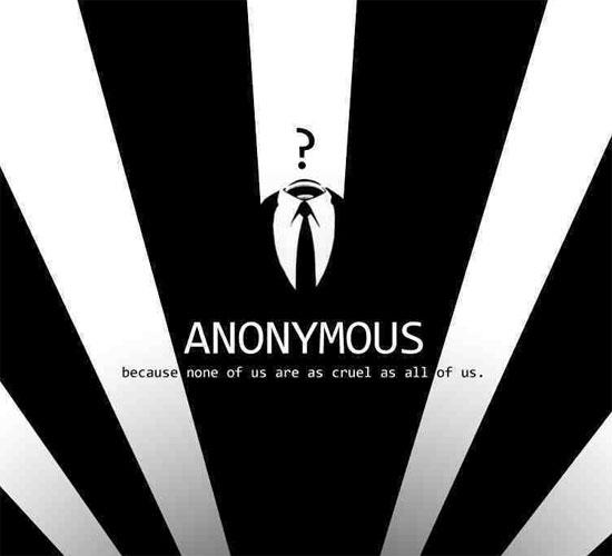 """Οι """"Anonymous"""" εναντίον των site παιδικής πορνογραφίας"""