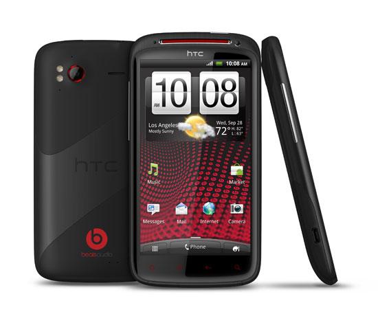 HTC Sensation XE με Beats Audio