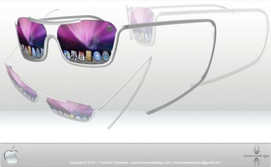 iGlass, γυαλιά με Augmented Reality!