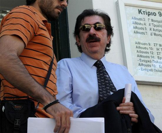 Μάκης Ψωμιάδης, συνελήφθη στα Σκόπια