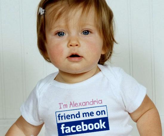 Ένα εκατομμύριο παιδιά ηλικίας 7-12 ετών έχουν προφίλ στο Facebook!