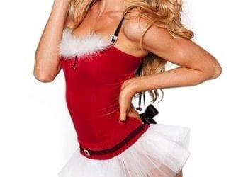 Σέξι αγιο-βασιλίτσες από την Victoria Secret για τις γιορτές