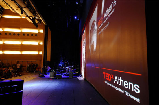 TEDxAthens 2011 | Ιδέες που αξίζει να διαδοθούν!