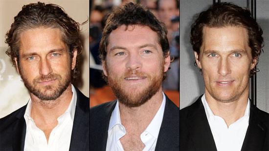 Gerard Butler, Matthew McConaughey, Sam Worthington στην ταινία «Thunder Run»