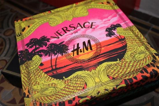 Ο οίκος Versace για τα H&M