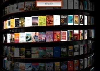Infinite Digital Bookcase: Η νέα ψηφιακή βιβλιοθήκη by Google!