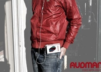Audman: Κάνε το iPhone σου... κασέτα!
