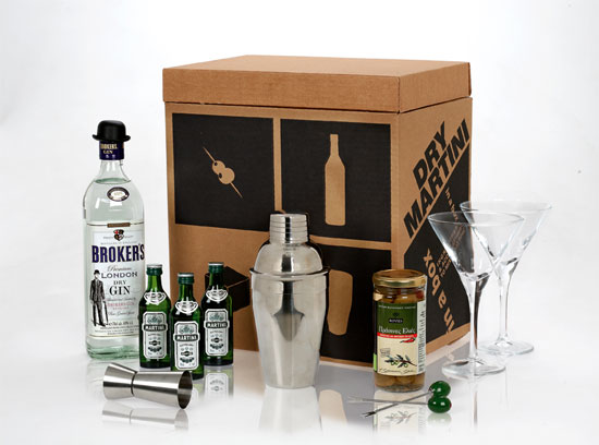 Dry Martini Cocktail Kit by Drinkworks
