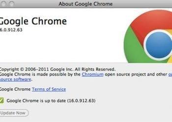 Google Chrome 16, διαθέσιμο τώρα με υποστήριξη πολλαπλών λογαριασμών!
