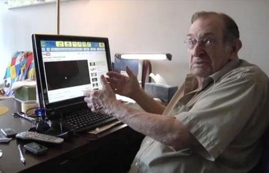 Το internet βοηθάει την τρίτη ηλικία
