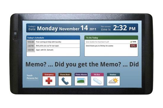 Memo Touch   Όταν το tablet γίνεται το απόλυτο εργαλείο για ηλικιωμένους!
