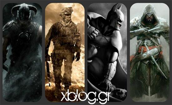 Top 10 Games του 2011