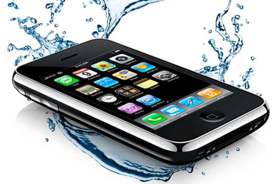 Αδιάβροχο το επόμενο iPhone;