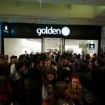 Ποδαρικό για το 2012 με Golden-i στη Θεσσαλονίκη [δείτε φωτογραφίες από τα εγκαίνια!]