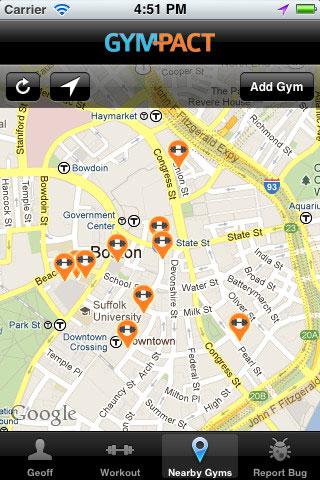 GymPact: Η εφαρμογή για iPhone που θα σε κάνει να λατρέψεις το γυμναστήριο!