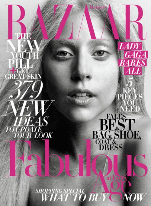 Ηarper's Βazaar – Lady Gaga