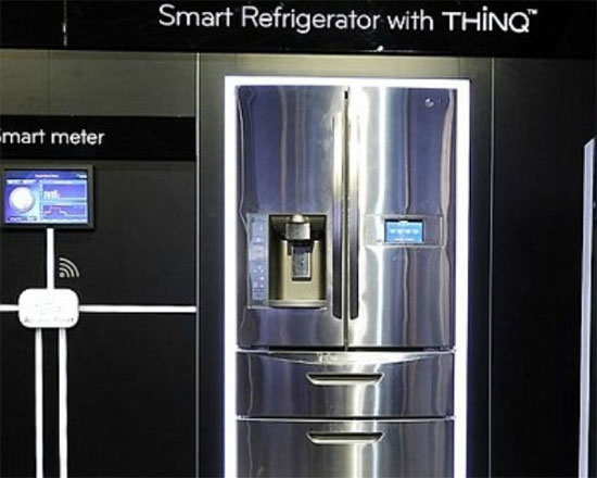 LG ThinQ: Το ψυγείο που σας αδυνατίζει!