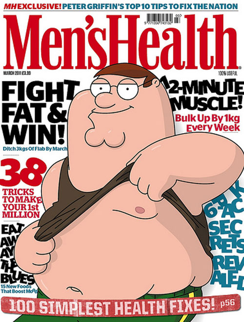 Men's Health – Peter Griffin