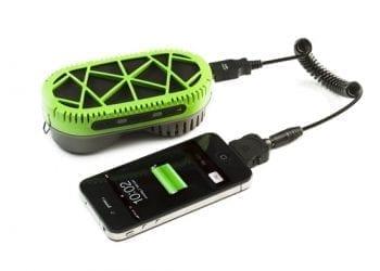 Φόρτισε το κινητό σου με νερό!