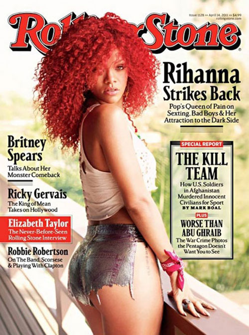 Rolling Stone – Rihanna