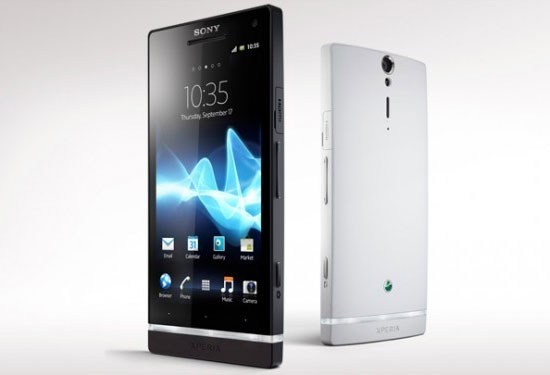 To Sony Χperia S θα κυκλοφορήσει στις 30 Ιανουαρίου