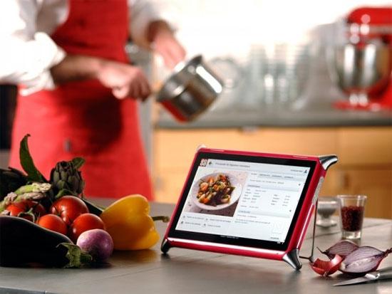 Αυτό το Tablet είναι για πραγματικούς σεφ!