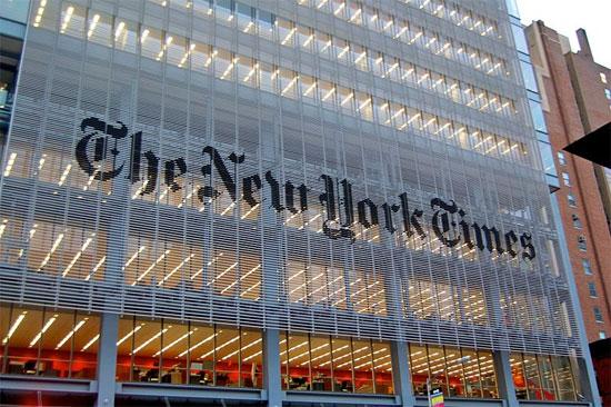 New York Times: Αναπροσδιορίζοντας τη δημοσιογραφία...