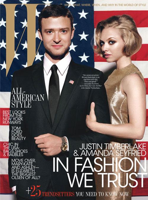 W – Justin Timberlake & Amanda Seyfried